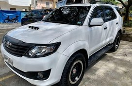 Selling Toyota Fortuner 2014 in Manila