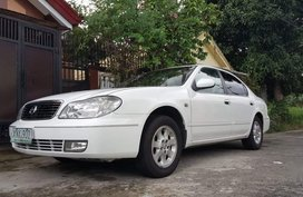 Selling Whitle Nissan Cefiro 2005 in Manila