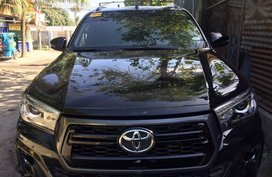 Sell 2019 Toyota Hilux in General Santos