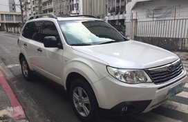 Sell 2010 Subaru Forester in Makati