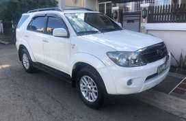 Sell 2008 Toyota Fortuner in Pasay