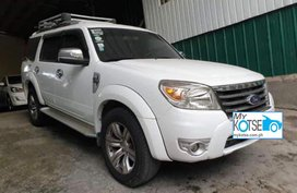 2012 Ford Everest automatic