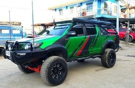2005 Toyota Hilux G for carshow