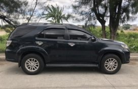 2013 Toyota Fortuner 2.4G 4x2 Automatic