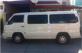 Nissan Urvan 2014 for sale in San Mateo