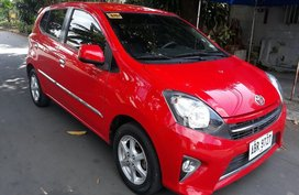 Toyota Wigo 2016 for sale in Quezon City