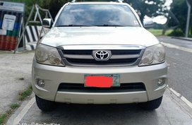Selling Toyota Fortuner 2006 in Manila