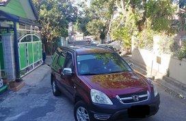 Honda Cr-V 2003 for sale in Las Piñas