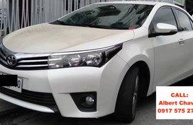 Toyota Corolla Altis 1.6 V 2015 AT model