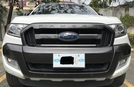 Ford Ranger Wildtrak 2016 at 29000 km for sale