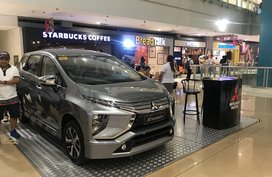 2019 Mitsubishi Xpander Gls Sport AT (On Hand Unit)