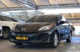 2013 Mazda 3 1.6 A/T Gas