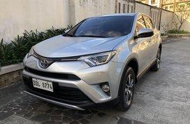 2016 Toyota Rav4 Automatic