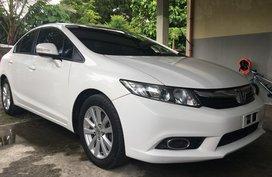 Honda Civic 1.8e 2012