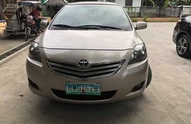2013 Toyota Vios GLS Manual