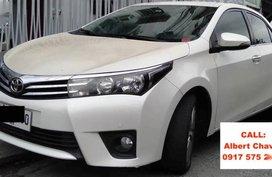 Toyota Corolla Altis 2015 for sale in San Pedro