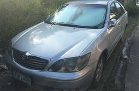 Sell Silver 2002 Toyota Camry in Manila