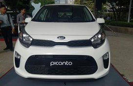 White Kia Picanto 0 for sale in Manila