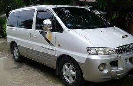 Selling Hyundai Starex 2003 in Rizal