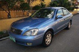 Sell Blue 2004 Nissan Sentra in Manila