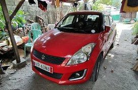 Sell Red 2016 Suzuki Swift in Manila