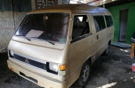 Sell Beige 1996 Mitsubishi L300 in Manila