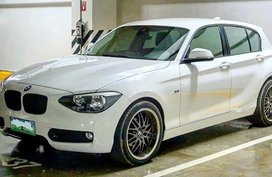 Sell White 2012 Bmw 118D in Cebu City
