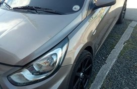 Sell Grey 2011 Hyundai Accent in Bacoor