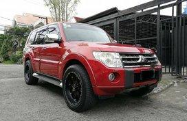 Mitsubishi Pajero 2011 for sale in Quezon City