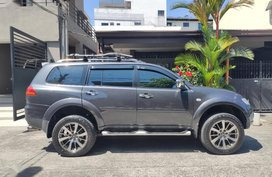Grey Mitsubishi Montero sport 2012 for sale in Automatic