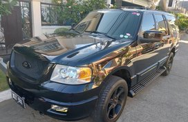 Black Ford Expedition 2003 for sale in Parañaque