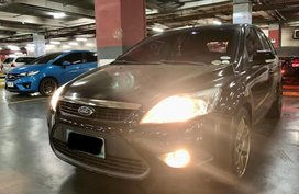 Black Ford Focus 2011 for sale in Automatic