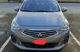 Selling Mitsubishi Mirage G4 2015 in San Pedro