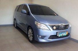 Sell Blue 2014 Toyota Innova in San Pedro