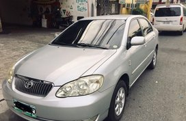 Selling Purple Toyota Corolla altis 2006 in Pasig