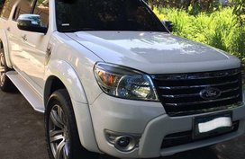 Sell White 2011 Ford Everest in Antipolo