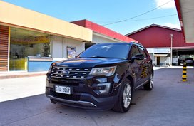 Ford Explorer 2017 2.3 Ecoboost AT