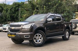 2013 Chevrolet Colorado LTZ 2.8L Duramax Diesel 4x4 AT