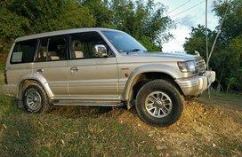 Sell Silver 2002 Mitsubishi Pajero in Manila