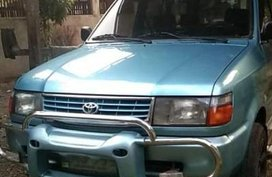 Blue Toyota Revo 1999 for sale in Manila