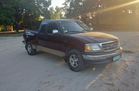 Sell Brown 2000 Ford F-150 in Subic
