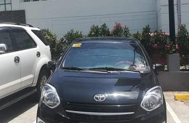 Black Toyota Wigo 2016 for sale in Tagaytay