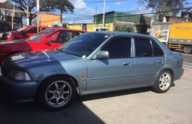 Sell Silver 1997 Honda City in Marikina