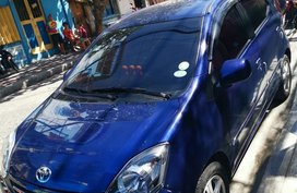 Sell Blue 2015 Toyota Wigo in Manila