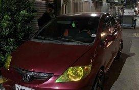 Selling Purple Honda City 2004 in Marikina