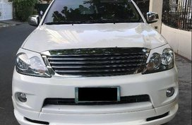 Sell White 2007 Toyota Fortuner in Manila