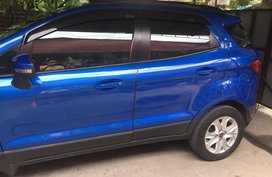 Sell Blue 2014 Ford Ecosport in Taguig
