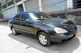 Black Nissan Sentra 2005 for sale in Automatic