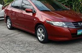 Sell Red 2010 Honda City in Manila