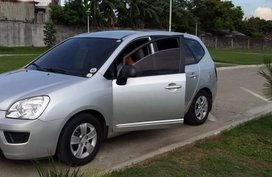 Sell Silver 2009 Kia Carens in Quezon City